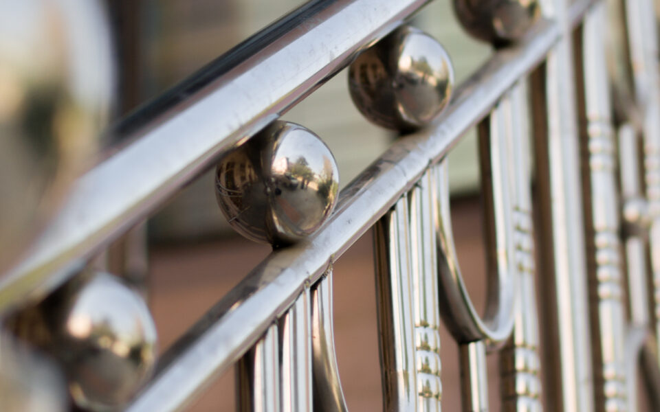 Handrails and Balustrades - Brass and Bronze