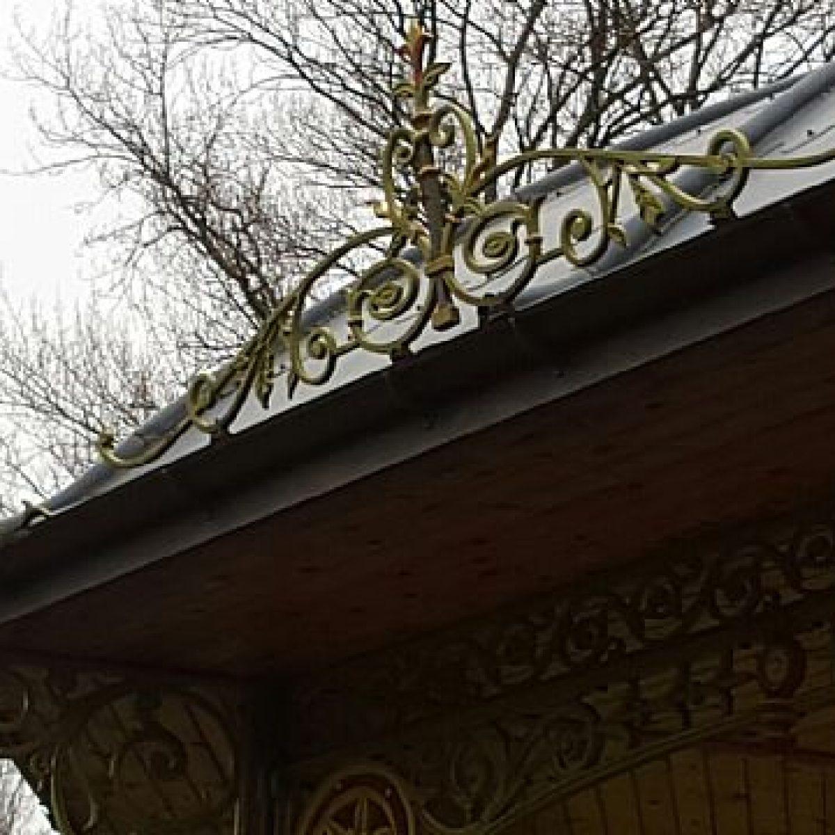 Bandstand Cast Iron Restoration