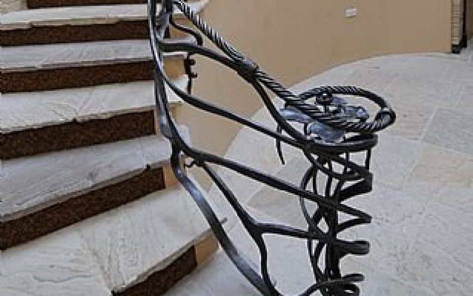 Contemporary Ironwork