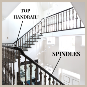 Handrails and balustrades 3