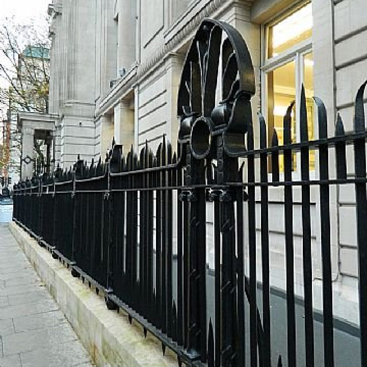 Restoration Cast & Wrought Iron Railings & Gates