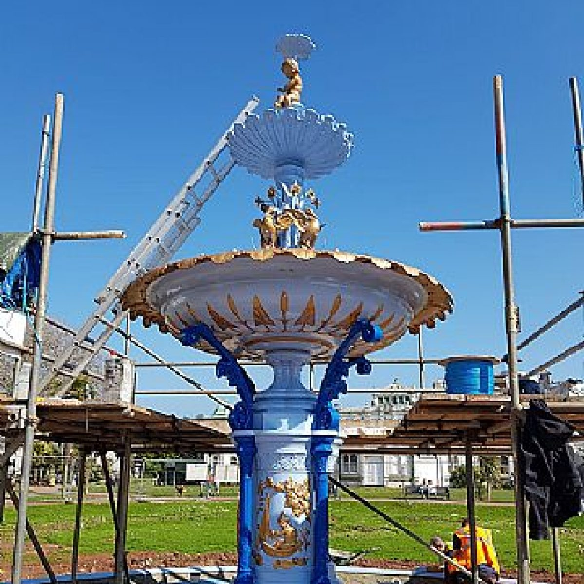 Heritage Fountain Restoration