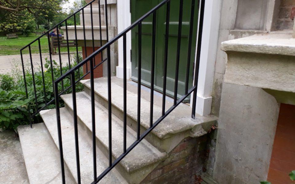 Made-new handrails