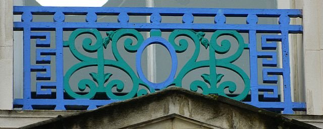 Restoration Cast Iron Balconettes