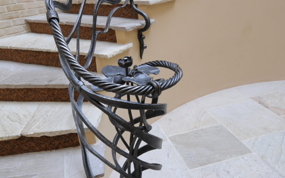 Handrails and Balustrades - Sturminster Exchange