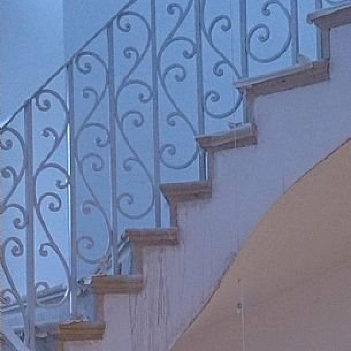 Traditional Ironwork Balustrade