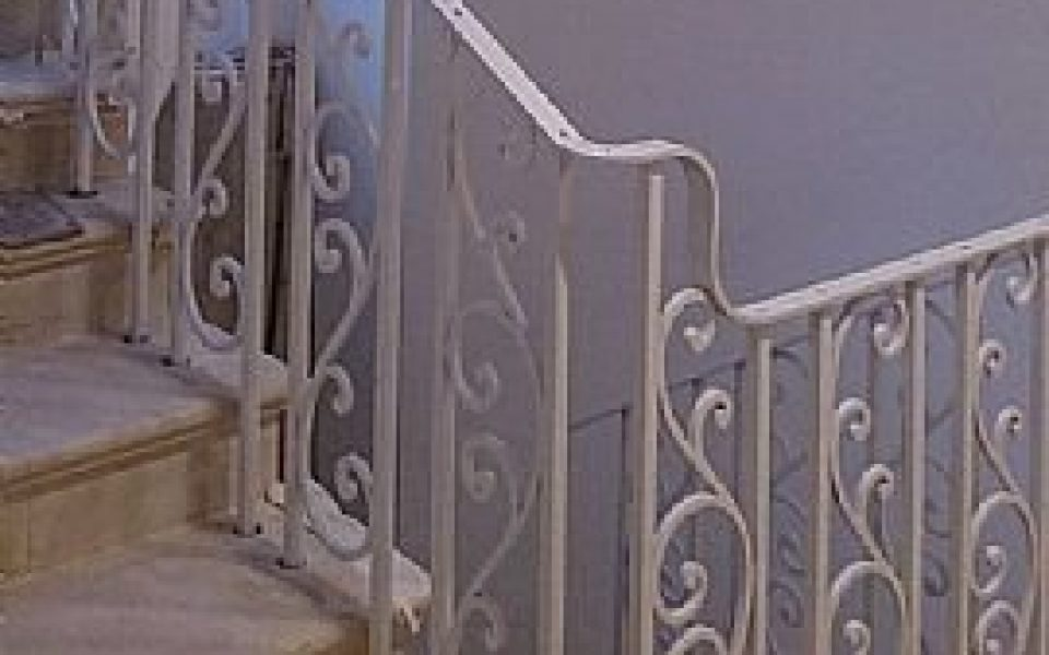 Traditional Ironwork Balustrade
