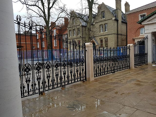 Traditional Ironwork - Gates and Handrails