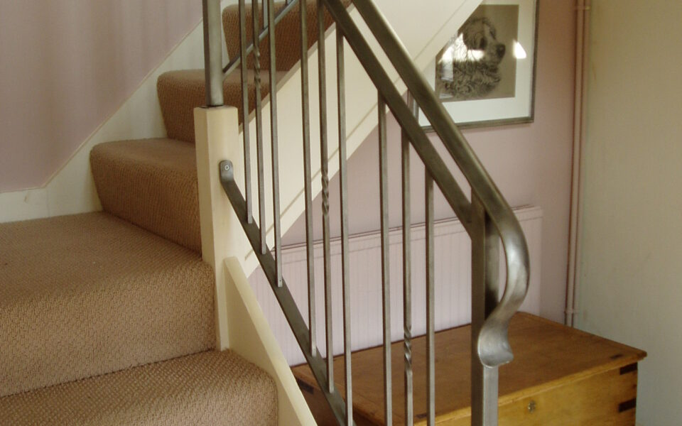 Handrails and Balustrades - Traditional