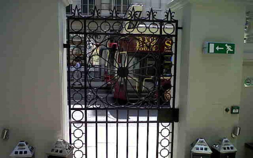Traditional Ironwork Gate & Railings