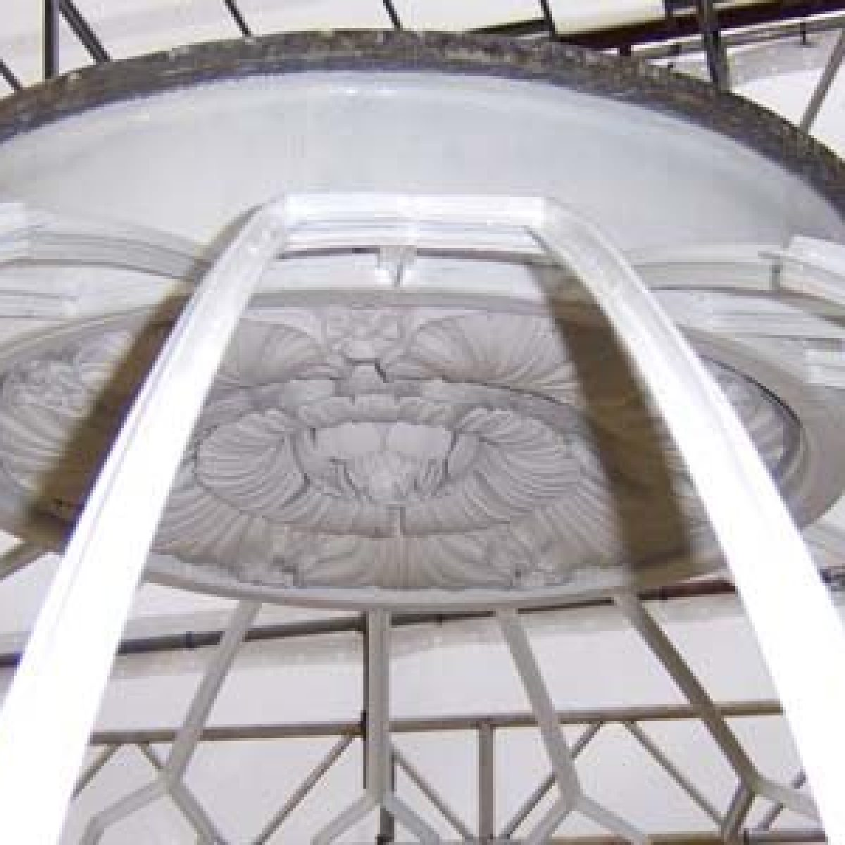 Restoration Heritage Wrought Iron Roof Lantern