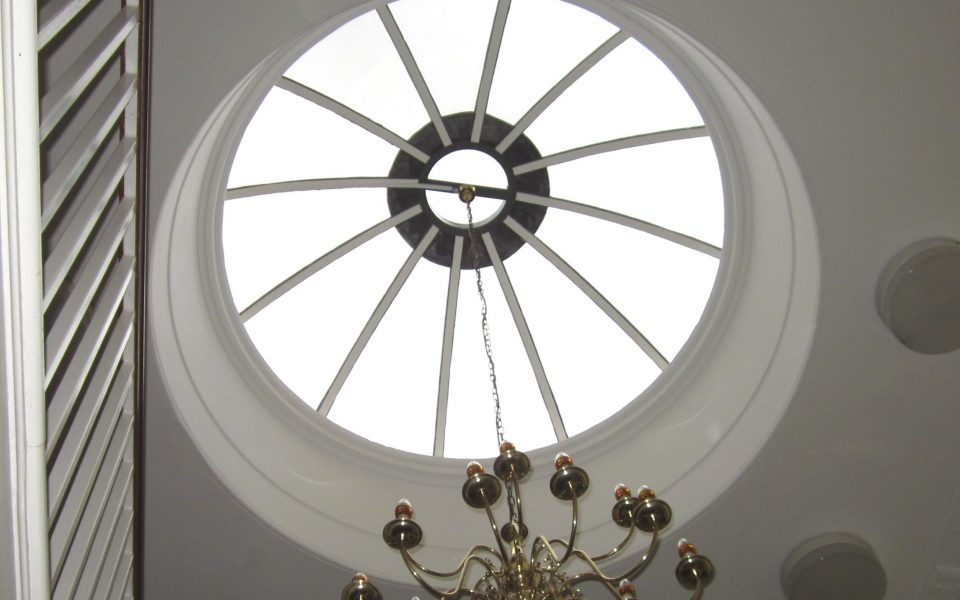 New Decorative Roof Lanterns | Prince's Mead School