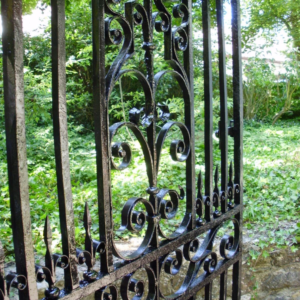 Leweston Gate Restoration