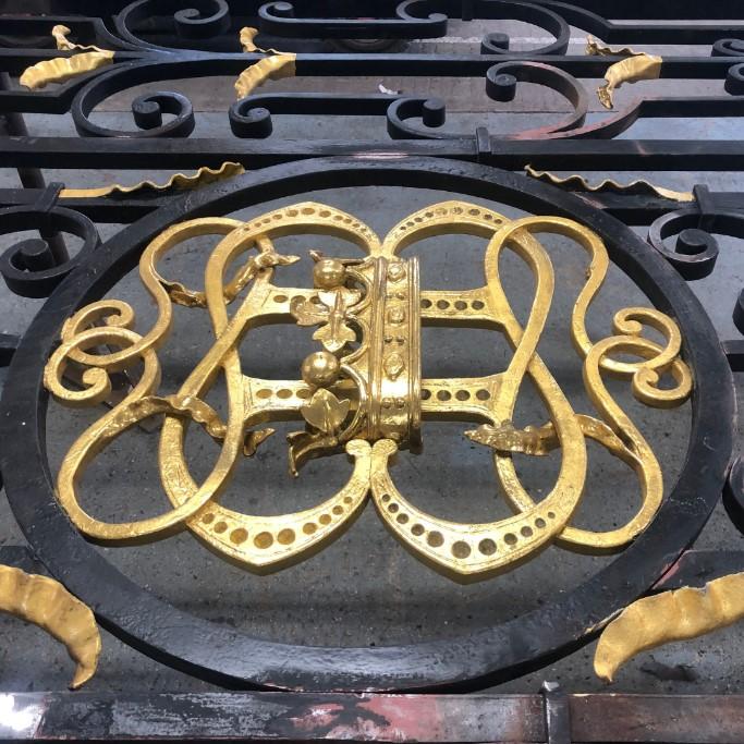 Longleat gates