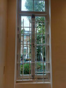 Brass Handrail   Elsworthy Client, London 2